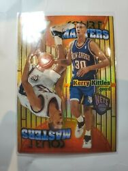 1997 98 Ultra Kerry Kittles Court Masters #12 of 20 CM $25.00