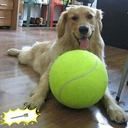 Banfeng Giant 9.5quot; Dog Tennis Ball Large Pet Toys Funny Outdoor Sports Dog $19.01
