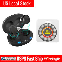 US Invisible Hearing Aids Rechargeable Mini In Ear Digital Sound Voice Amplifier $56.99