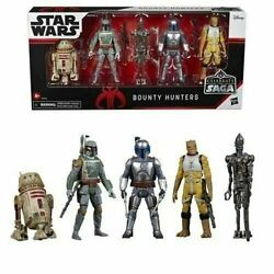 Star Wars Bounty Hunters Celebrate the Saga Series 3 3 4 Inch Action Figure Set $34.95