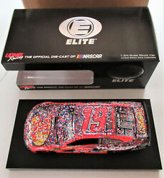 NIB #12 of 24 2019 MARTIN TRUEX JR 1 24 DIECAST ELITE SONOMA WIN COLOR CHROME $72.00