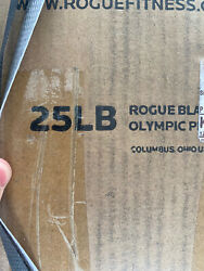 25LB Rogue Olympic Plate $69.99