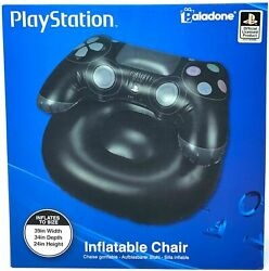 PALADONE PLAYSTATION INFLATABLE CHAIR NEW IN BOX FREE SHIPPING $37.99
