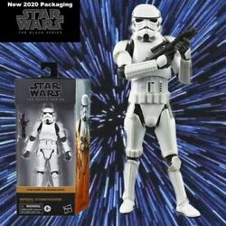 Star Wars Black Series Imperial Stormtrooper 6 Inch Action Figure *IN STOCK $26.95