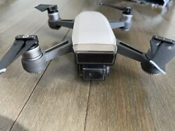 DJI Spark Quadcopter and Controller Combo $310.00