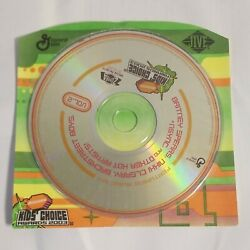 General Mills Jive Nickelodeon Kids Choice Awards Music 2003 Vol.2 Disk Only $19.99