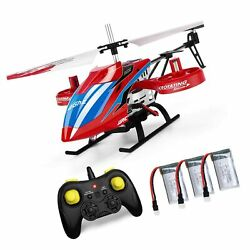 JJRC 4CH RC Helicopter with Remote ControlFly Sideway Helicopter Altitude Ho... $74.99