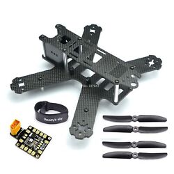 Mini QAV210 210mm 210 Pure Carbon Fiber Quadcopter Frame Kit For LS 210 QAV210 $28.99