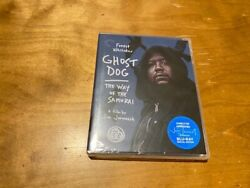 Ghost Dog The Way of the Samurai Blu ray*Criterion*Special Ed*NEW Sealed* $28.00