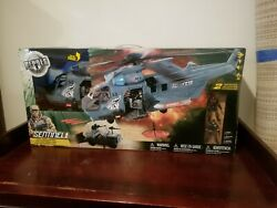 true heroes sentinel 1 U53 Giant transport helicopter quot;Toys R us exclusive quot; $199.99
