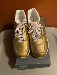 Big Boys Gold Brand New New Balance Sneakers $25.00