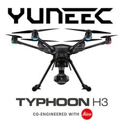 Yuneec Typhoon H3 Hexacopter with 1quot; Sensor 4K Camera Leica ST16S Controller $2599.99