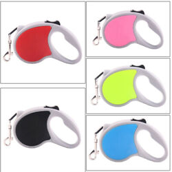 Automatic Retractable Dog Leash 10 16ft Tangle Free Durable Rope UP to 66lbs New $6.62