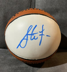 STEVE FRANCIS Autographed SIGNED SPALDING BALL HOUSTON ROCKETS MINI Basketball $29.99