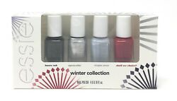 Essie Winter Collection 4pc mini kit $6.99