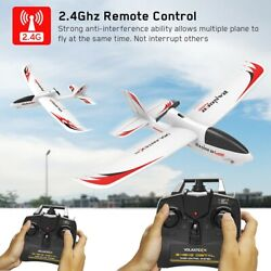 RC Plane 3CH Airplane Aircraft Built In Gyro System Easy To Fly RTF Beginner USA $66.98