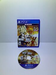 Dragon Ball XenoVerse Day One Edition Sony PlayStation 4 2015 Tested $11.99