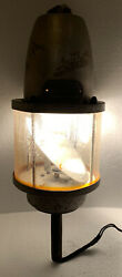 Vintage Federal Sign and Signal Corp Beacon Ray Light Model 27S $67.50