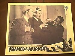 FRAMED FOR MURDER R 40#x27;s Fred #x27;Snowflake#x27; Toones $7.50
