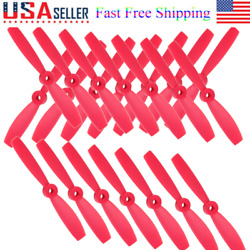 8 Pairs CW CCW Propeller Props Blade for 60mm Mini Quadcopter RC Racing Drone $5.89