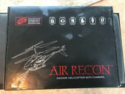 Propel Air Recon Remote Controlled Indoor Helicopter With Camera $35.00
