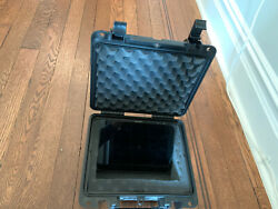 "Small HD AC7 7"" Monitor with hard case $525.00"
