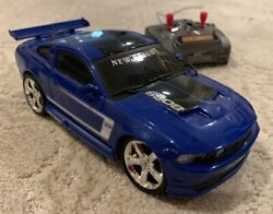 Ford Mustang Boss RC. With Remote Controller 1 18 $19.50