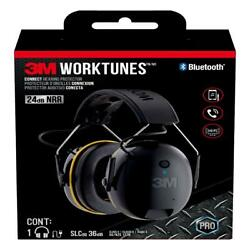 WorkTunes Connect Hearing Protection Headphones Noise Cancellation Bluetooth $60.68