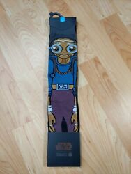 STANCE Star Wars Socks Kanata Chewbacca size Large $17.99