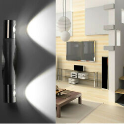 LED Modern Wall Light Fixture Mount Up Down Cube Sconce Lighting Lamp home US $7.89