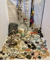 Large vintage amp; Modern New amp; Estate jewelry lot Nice Name Brand All wearable #1 $79.00