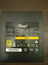 ROSEWILL Photon 1200W Gaming Power Supply $130.00