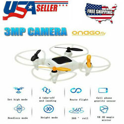 2.4G 1080P WIFI RC Drone Helicopter Camera Follow Me Quadcopter Wide Angle $97.92