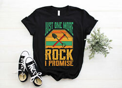Rock Collector Mineral Collecting Geology Geologist T shirt Rocks Lover Gift $23.99