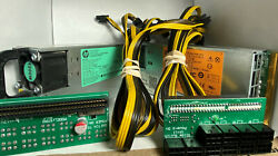 Server Power Supplies 2 Crypto Mining HP 900W and 750W ASIC Antminer S7 $48.00
