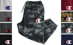 Champion Men#x27;s Jogger Sweatpants Authentic Athleticwear Gym Pants Big amp; Tall $32.99