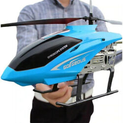 RC Large Helicopter 3.5CH Anti Fall Aircraft Remote Control UAV Drones Kids Toys $72.99