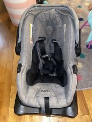 Used Evenflo Car Seat With Base $70.00