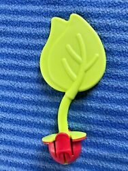 Evenflo Jungle Quest Baby Jumperoo Leaf Mirror Toy Replacement Part $11.99