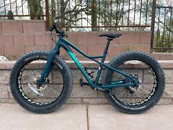 2016 Specialized Hellga Expert Fat Tire Mountain Bike $1500.00