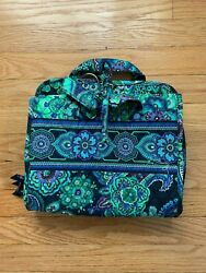 Vera Bradley Hanging Travel Organizer Retired Pattern #x27;Blue Rhapsody#x27; $29.99
