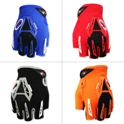 Half Finger Breathable Cycling Gloves Outdoor Bike Bicycle Gloves for Men Women $11.99