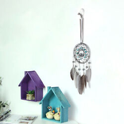 Handmade Dream Catcher Feather Wind Chimes Car Pendant Room Hanging Ornaments $6.18