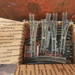 Atlas ho track and switch track lot $25.00