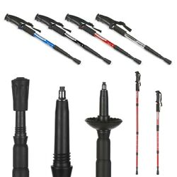 Protectors Nordic Walking Sticks Walking Canes Telescopic Trekking Hiking Poles $18.21