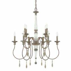 Zoe 10 light French Antique Chandelier $343.23