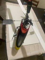 Rc Helicopter blade 500 3d BnF $350.00