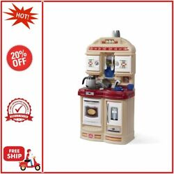 Step2 Cozy Kitchen Small Play Kitchen For Toddlers Kids Kitchen Playset $59.99