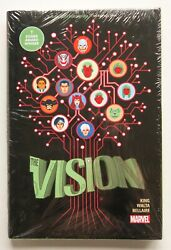The Vision King Walta Bellaire Hardcover Marvel Graphic Novel Comic Book $48.49