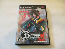 The Bouncer for Ps2 Used Very Good Condition W Manual Free Shipping $29.95